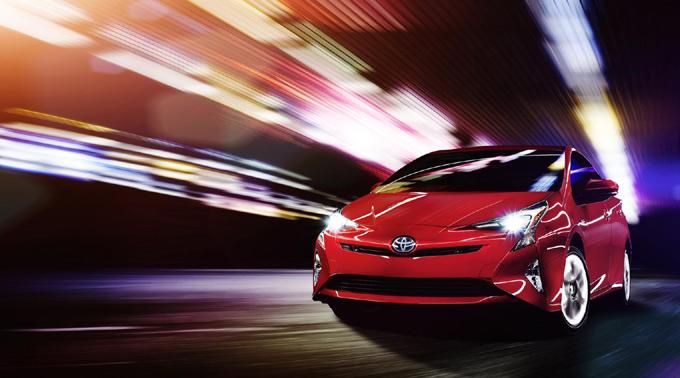 Toyota Perlihatkan Prius Generasi Keempat