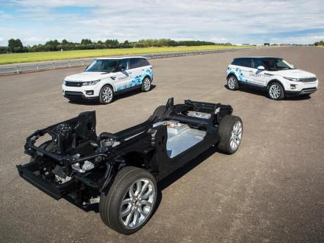 Jaguar Land Rover Punya Platform Anyar Mobil Ramah Lingkungan