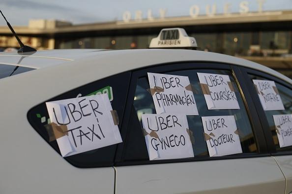 Sopir Ditangkap, Uber Minta Dukungan Netizen
