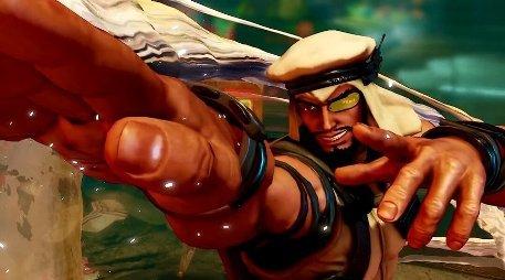 Street Fighter V Kedatangan Petarung dari Arab