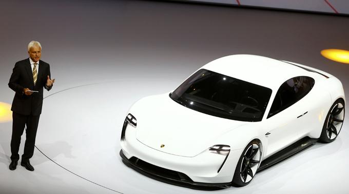 Mobil Masa Depan Porsche