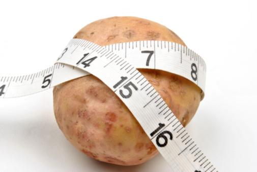 Makan kentang bikin ramping tubuh loh !