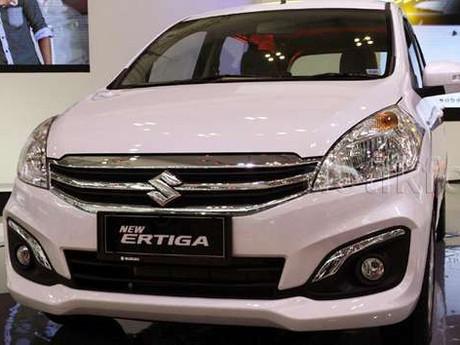 Moncer di GIIAS, Suzuki New Ertiga Akhirnya Diluncurkan