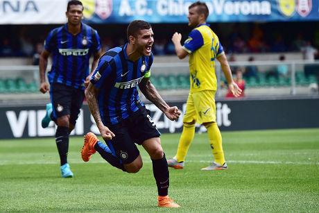Gol Tunggal Icardi Jaga Kesempurnaan Inter