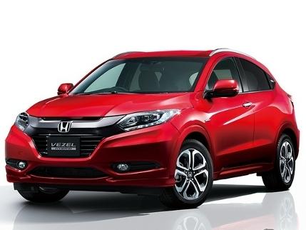 Honda Rilis Vezel Terbaru dengan Interior Eksklusif