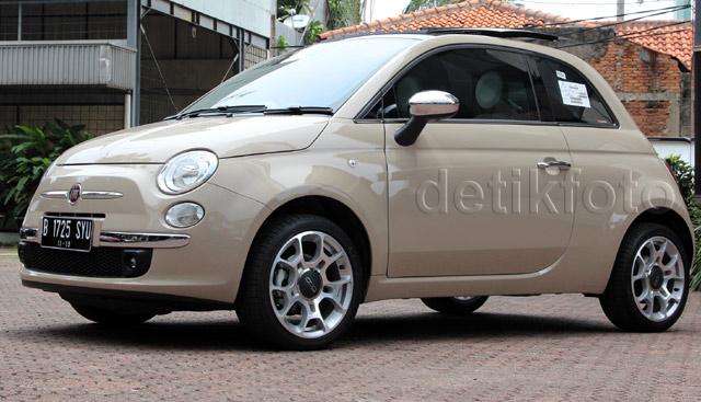 Si Mungil Fiat 500 yang Tampil Gaya dan Berpeforma