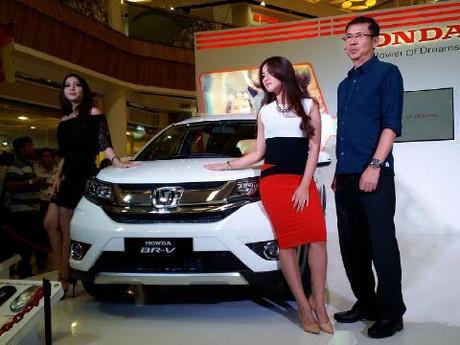 Honda Pamerkan BR-V di Semarang