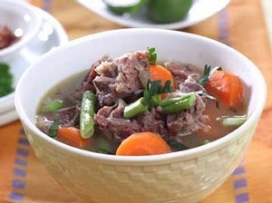 Tips bikin Sup Kambing Segar dan Harum