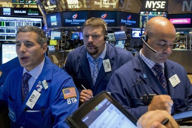 Wall Street Lesu 3 Hari Berturut-turut