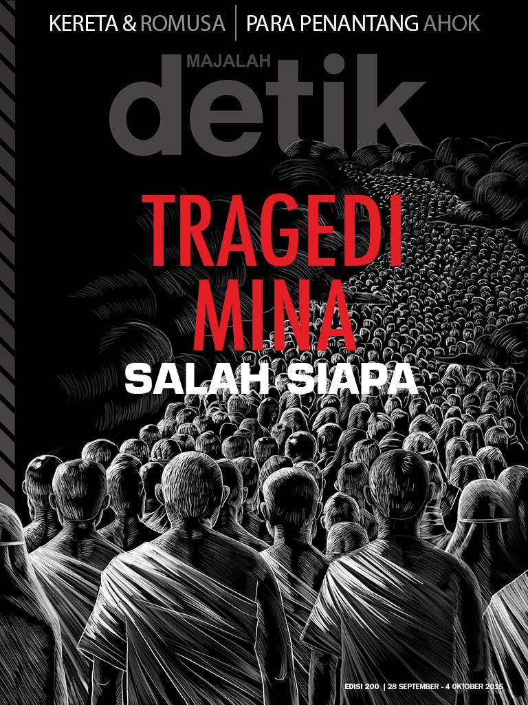 Tragedi Mina Salah Siapa