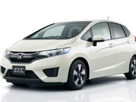 Honda Gelontorkan Jazz Facelift Khusus Pasar Domestik Jepang