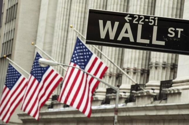 Wall Street Anjlok Hingga 3% Lebih
