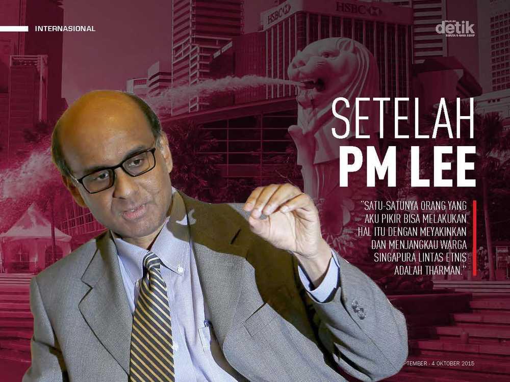 Setelah PM Lee