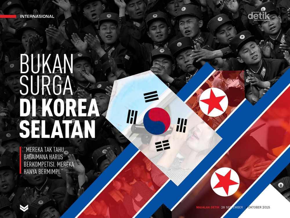 Bukan Surga di Korea Selatan