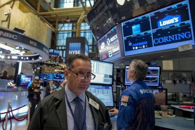 Wall Street Naik Tajam Hingga 2% Lebih