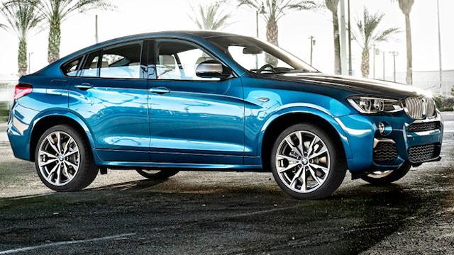 BMW X4 Paling Garang