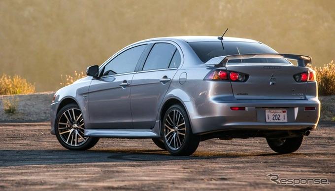 Mitsubishi Segarkan Tampang Lancer