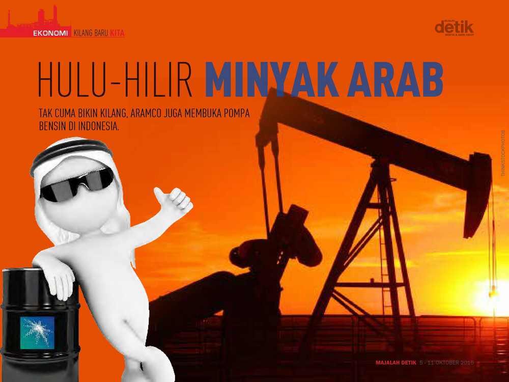 Hulu-Hilir Minyak Arab