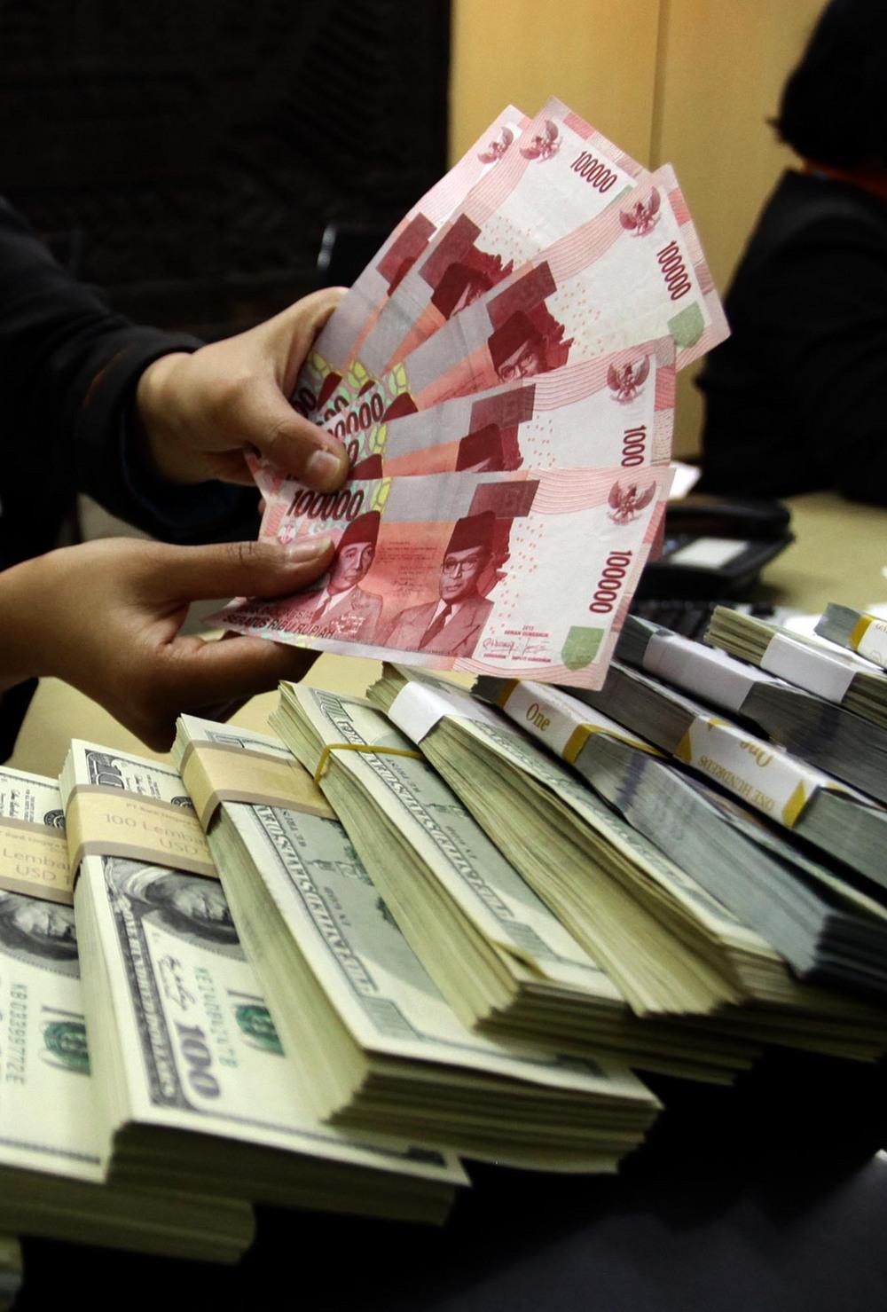 Dolar AS Balik ke Rp 13.000-an, Ini yang Bikin Rupiah Kuat