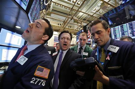 Wall Street Menanti Laporan Kinerja Emiten