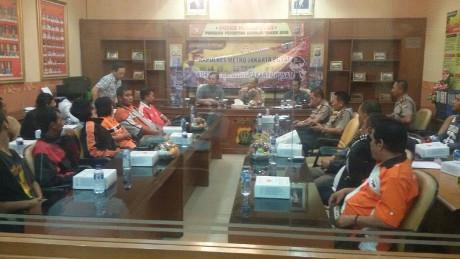 Berkomitmen untuk Kooperatif, Jakmania Juga Minta Kepolisian Pantau Medsos