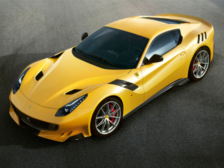 Ferrari Hadirkan F12tdf, Hanya Ada 799 Unit