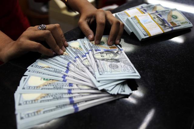 Dolar AS Pagi Ini Mendekati Rp 13.600
