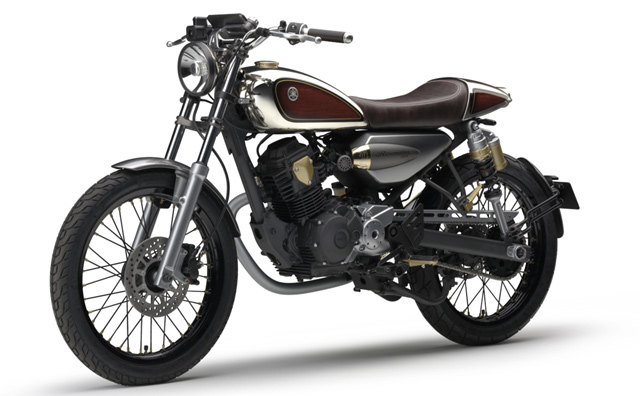 Konsep Yamaha Resonator 125 Tampil Klasik