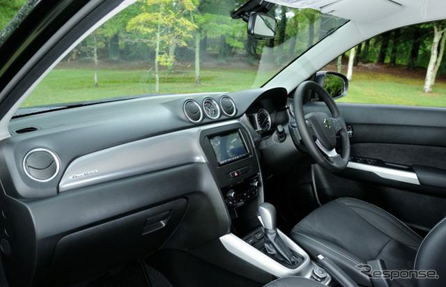 Suzuki Escudo alias Grand Vitara Model Anyar