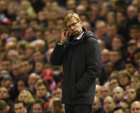 Klopp Nilai Liverpool Kurang Percaya Diri