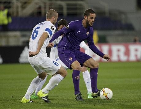 Fiorentina Dikalahkan Lech Poznan di Kandang Sendiri