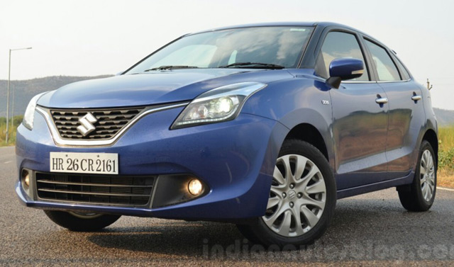 Suzuki Baleno Hatchback Resmi Diluncurkan