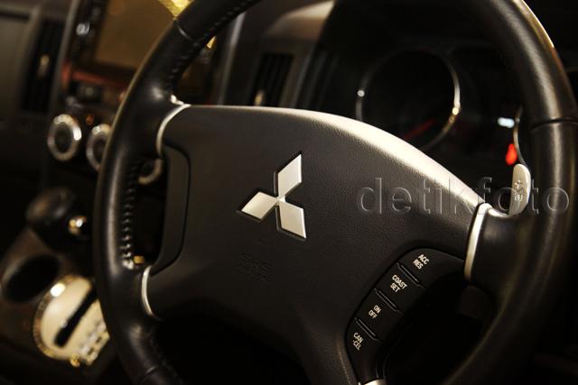 Mitsubishi Delica Royal Meluncur