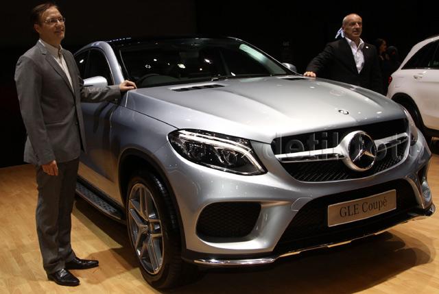 Mercedes-Benz GLE 400 AMG Coupe Tampil Elegan
