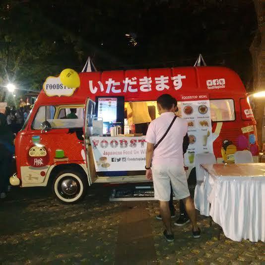 Bisnis Food Truck Ala Jepang Beromzet Rp 70 Juta/Bulan