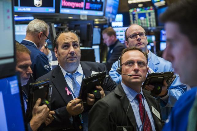 Koreksi Saham-saham Teknologi Bikin Wall Street Negatif