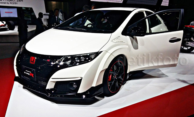 Bro, Civic Type R Terganas Nih..
