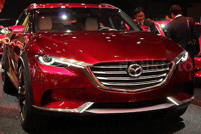 Konsep Mazda Koeru yang Siap Jadi Mazda CX-4