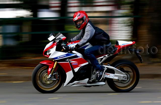 Tangguhnya Honda CBR1000RR SP
