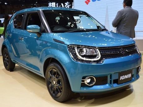 Suzuki India Pastikan Bawa Ignis 2016