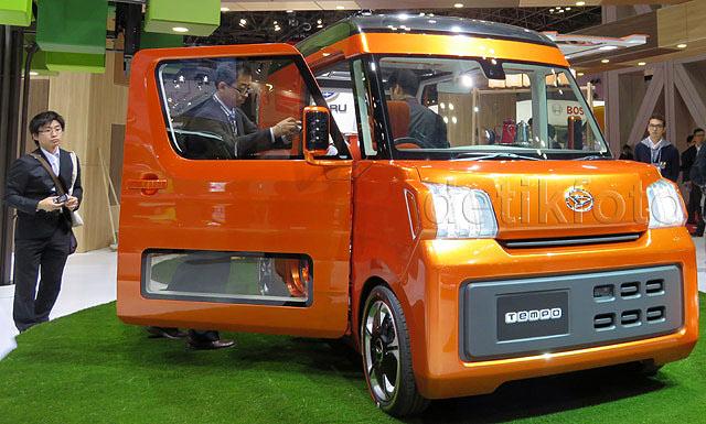 Ini Kei Car Daihatsu untuk Pengusaha Muda Indonesia