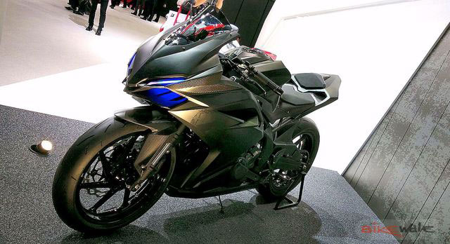 Konsep Motor Honda, Calon Motor CBR250RR Dua Silinder