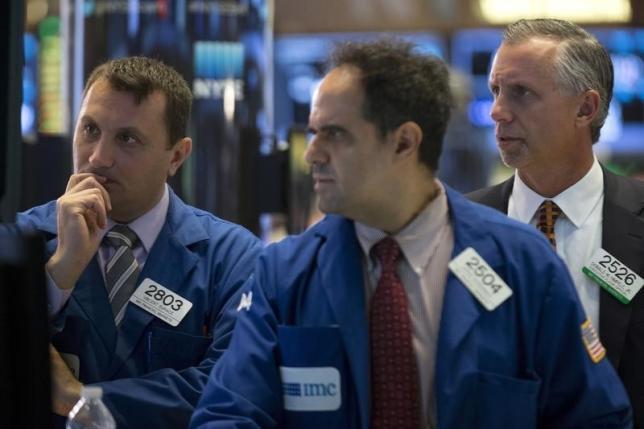 Wall Street Positif, Nasdaq Cetak Rekor