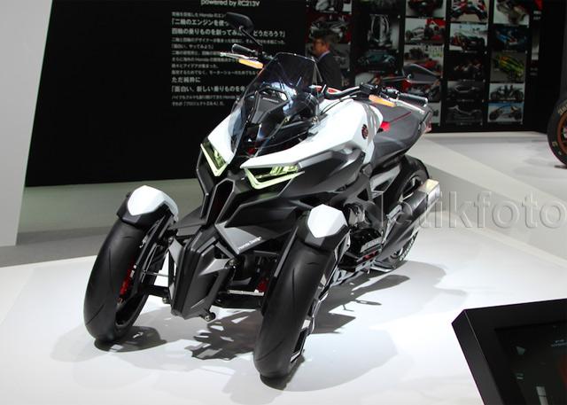 Neowing, Motor 3 Roda Sporty Honda