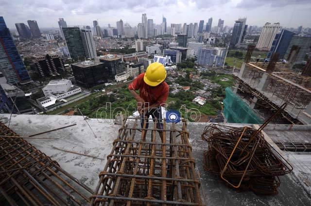 Ekonomi RI Tumbuh 4,73% dalam Sembilan Bulan