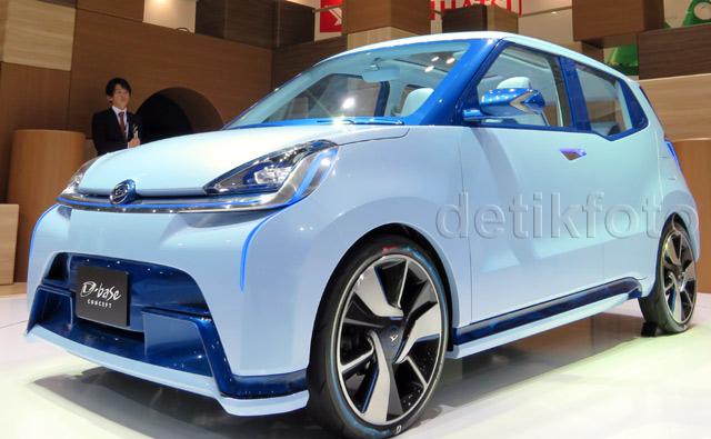 Mobil Mungil Daihatsu Cocok untuk Indonesia
