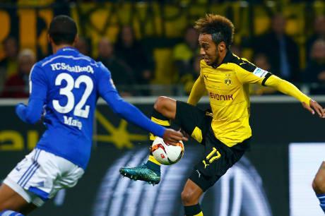 Dortmund Bekuk Schalke 3-2