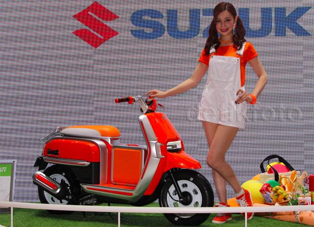 Cantiknya SPG Tokyo Motor Show