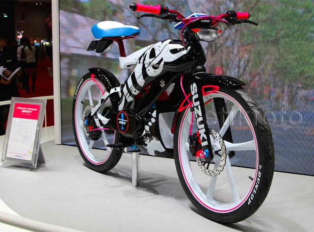 Motor Apa Sepeda?