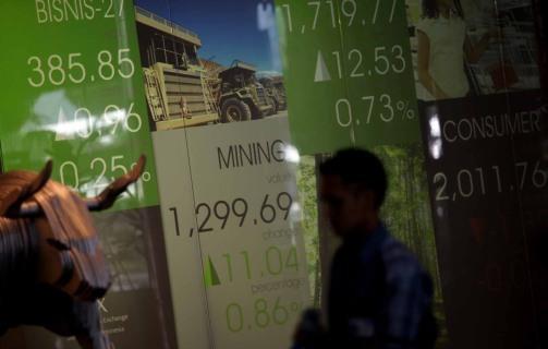 Bursa Saham Global dan Regional Negatif